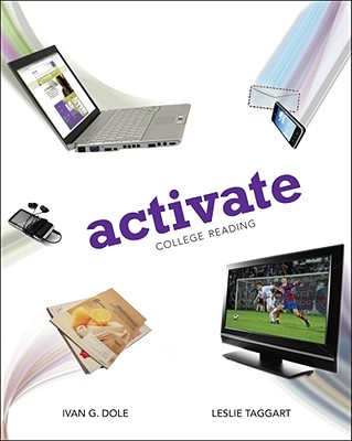 Activate By Dole, Ivan/ Taggart, Leslie