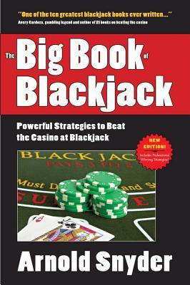 The Big Book of Blackjack By Snyder, Arnold